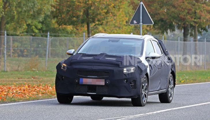 Kia Ceed SUV 2020: il terzo elemento tra Stonic e Sportage - Foto 5 di 30