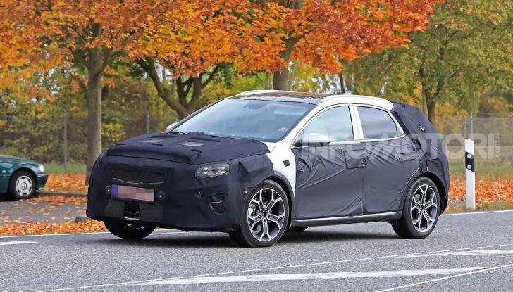 Kia Ceed SUV 2020: il terzo elemento tra Stonic e Sportage - Foto 7 di 30