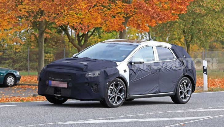 Kia Xceed: come sarà il nuovo mini SUV coreano - Foto 8 di 31