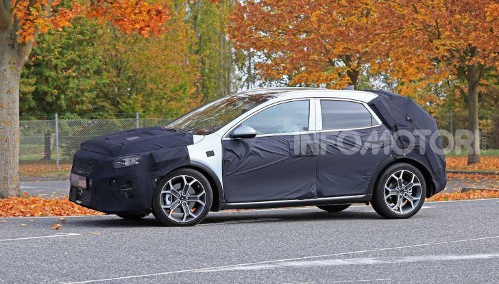 Kia Xceed: come sarà il nuovo mini SUV coreano - Foto 9 di 31