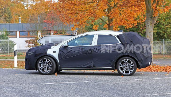 Kia Ceed SUV 2020: il terzo elemento tra Stonic e Sportage - Foto 6 di 11