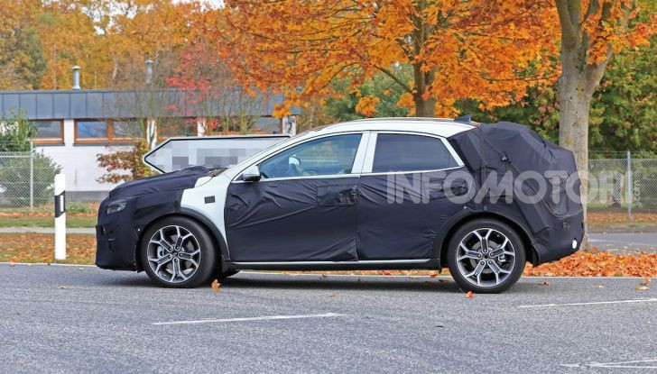 Kia Xceed: come sarà il nuovo mini SUV coreano - Foto 10 di 31