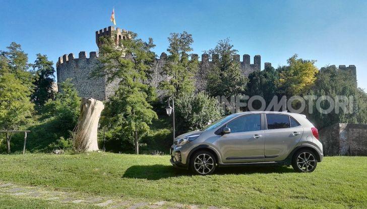Kia Picanto X Line, prova su strada, prezzi e consumi - Foto 1 di 18