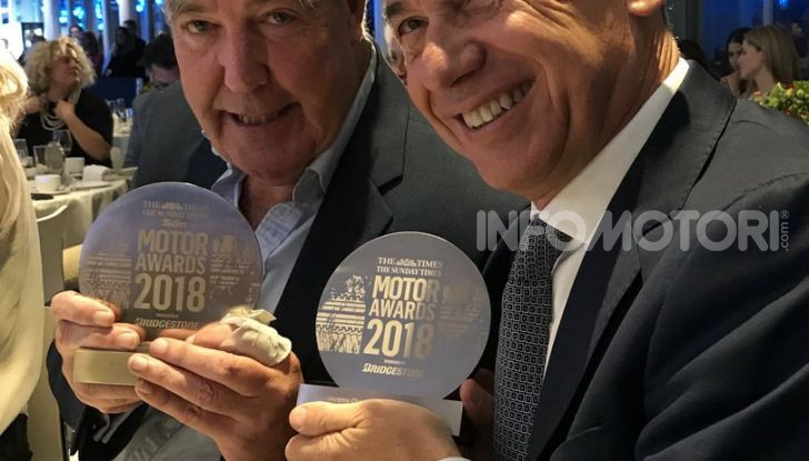 La Car of the Year 2018 secondo Jeremy Clarckson è italiana - Foto 2 di 20