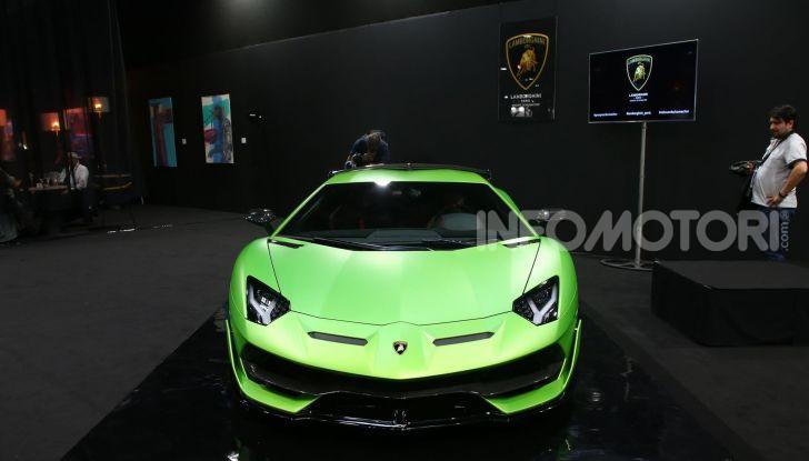 Lamborghini Aventador SVJ: 770 CV e 350 km/h - Foto 4 di 9