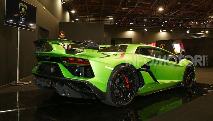 Lamborghini Aventador SVJ: 770 CV e 350 km/h - Foto 5 di 9