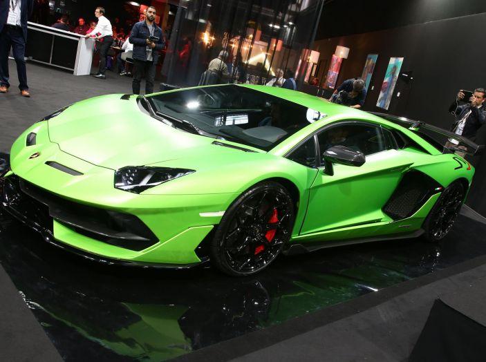 Lamborghini Aventador SVJ: 770 CV e 350 km/h