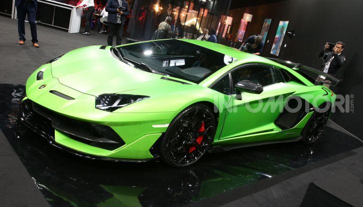 Lamborghini Aventador SVJ: 770 CV e 350 km/h - Foto 1 di 9