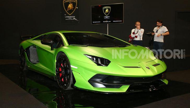 Lamborghini Aventador SVJ: 770 CV e 350 km/h - Foto 2 di 9