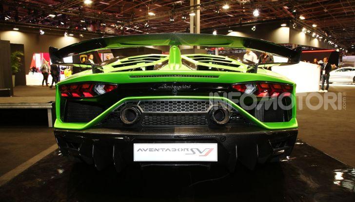 Lamborghini Aventador SVJ: 770 CV e 350 km/h - Foto 8 di 9