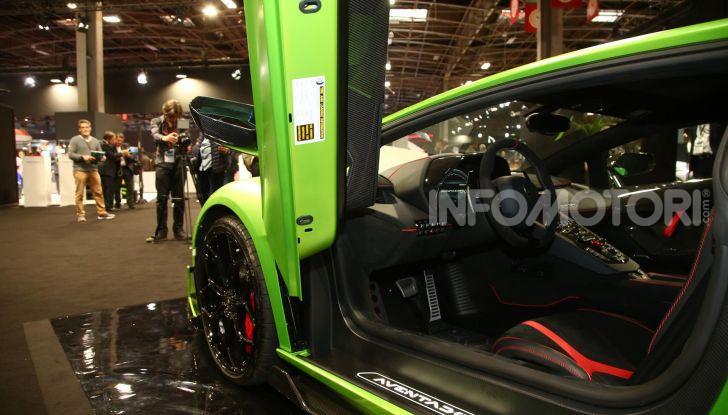 Lamborghini Aventador SVJ: 770 CV e 350 km/h - Foto 9 di 9
