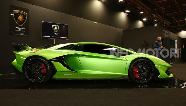 Lamborghini Aventador SVJ: 770 CV e 350 km/h - Foto 3 di 9