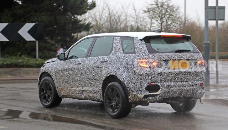 Land Rover Discovery Sport 2020: facelift ibrido ad alta tecnologia - Foto 2 di 29