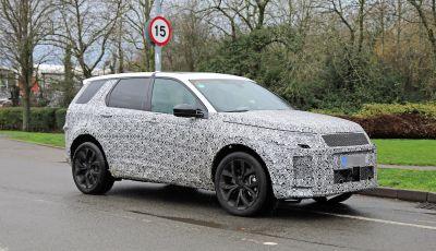 Land Rover Discovery Sport 2020: facelift ibrido ad alta tecnologia