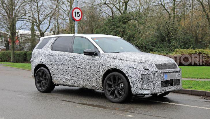 Land Rover Discovery Sport 2020: facelift ibrido ad alta tecnologia - Foto 10 di 29
