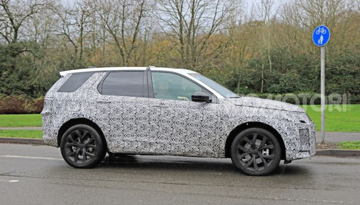 Land Rover Discovery Sport 2020: facelift ibrido ad alta tecnologia - Foto 11 di 29