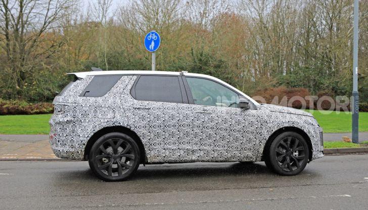 Land Rover Discovery Sport 2020: facelift ibrido ad alta tecnologia - Foto 12 di 29