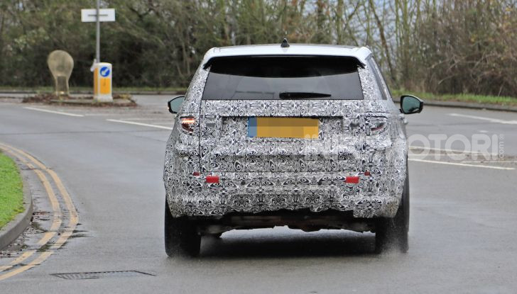Land Rover Discovery Sport 2020: facelift ibrido ad alta tecnologia - Foto 13 di 29