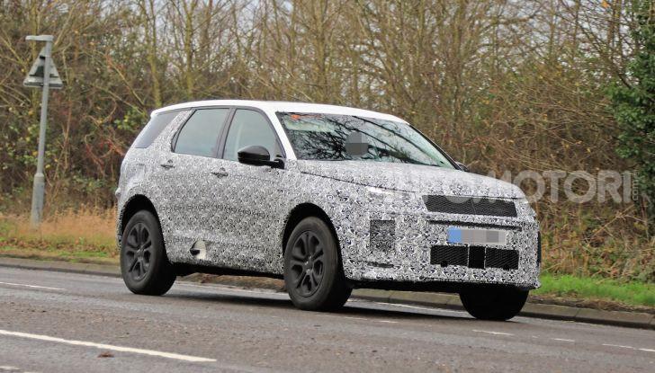 Land Rover Discovery Sport 2020: facelift ibrido ad alta tecnologia - Foto 15 di 29