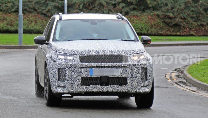 Land Rover Discovery Sport 2020: facelift ibrido ad alta tecnologia - Foto 4 di 29