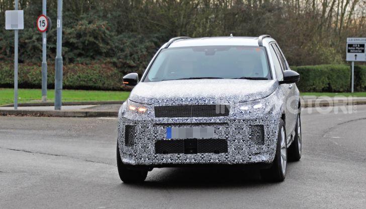 Land Rover Discovery Sport 2020: facelift ibrido ad alta tecnologia - Foto 5 di 29