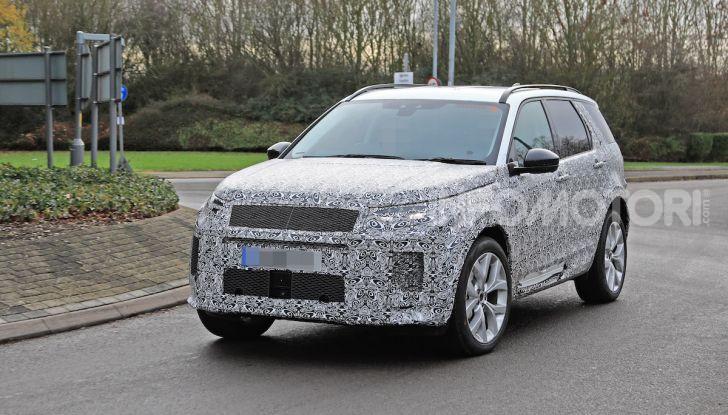 Land Rover Discovery Sport 2020: facelift ibrido ad alta tecnologia - Foto 9 di 29