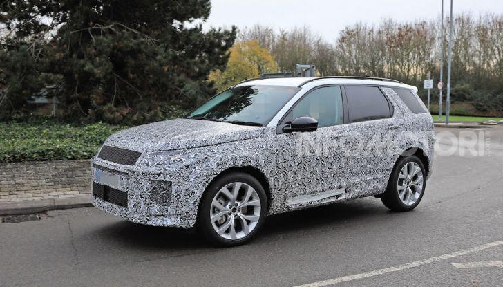 Land Rover Discovery Sport 2020: facelift ibrido ad alta tecnologia - Foto 22 di 29