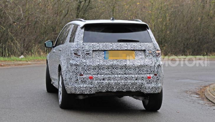 Land Rover Discovery Sport 2020: facelift ibrido ad alta tecnologia - Foto 24 di 29