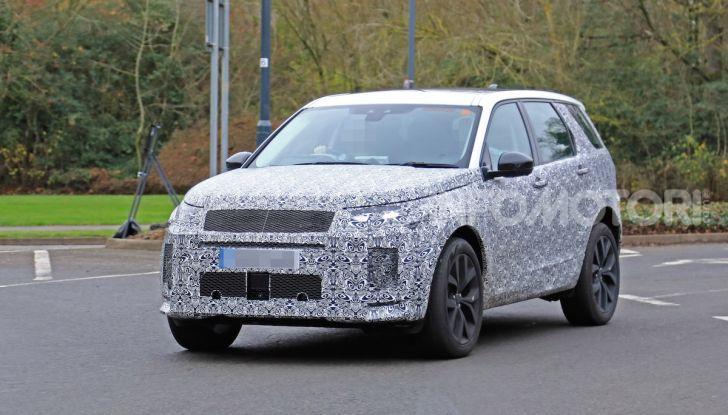 Land Rover Discovery Sport 2020: facelift ibrido ad alta tecnologia - Foto 25 di 29