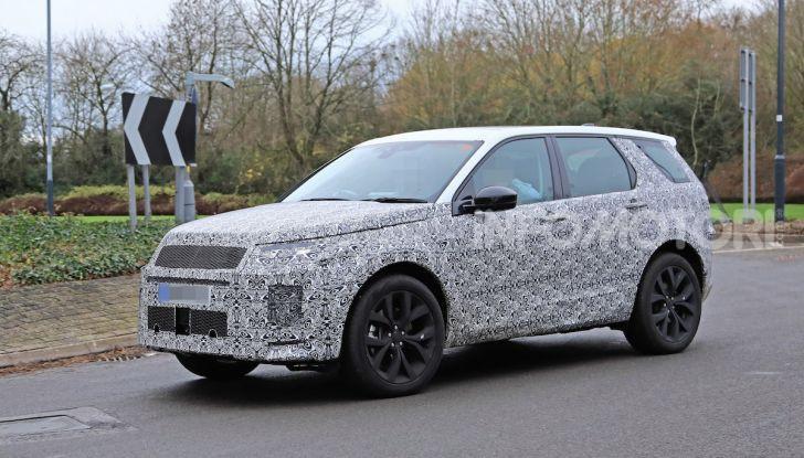 Land Rover Discovery Sport 2020: facelift ibrido ad alta tecnologia - Foto 26 di 29
