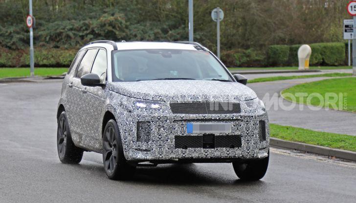 Land Rover Discovery Sport 2020: facelift ibrido ad alta tecnologia - Foto 1 di 29