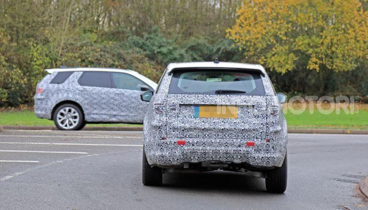 Land Rover Discovery Sport 2020: facelift ibrido ad alta tecnologia - Foto 28 di 29