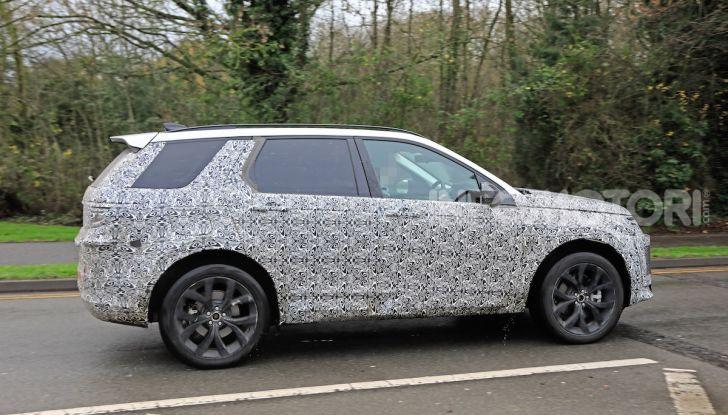 Land Rover Discovery Sport 2020: facelift ibrido ad alta tecnologia - Foto 6 di 29