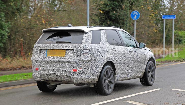 Land Rover Discovery Sport 2020: facelift ibrido ad alta tecnologia - Foto 7 di 29