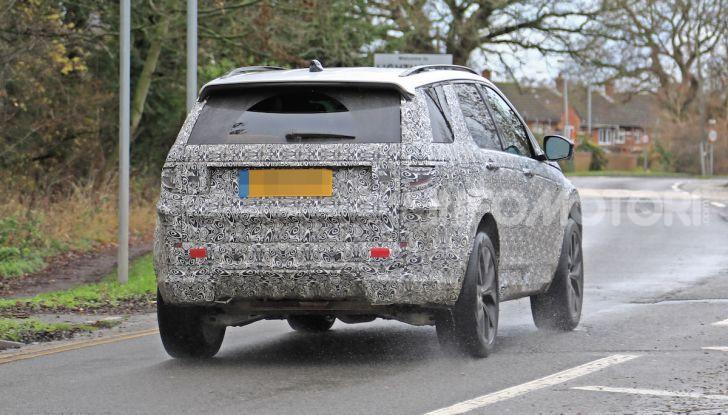 Land Rover Discovery Sport 2020: facelift ibrido ad alta tecnologia - Foto 8 di 29