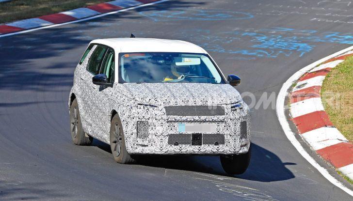 Land Rover Discovery Sport 2020: facelift ibrido ad alta tecnologia - Foto 23 di 29