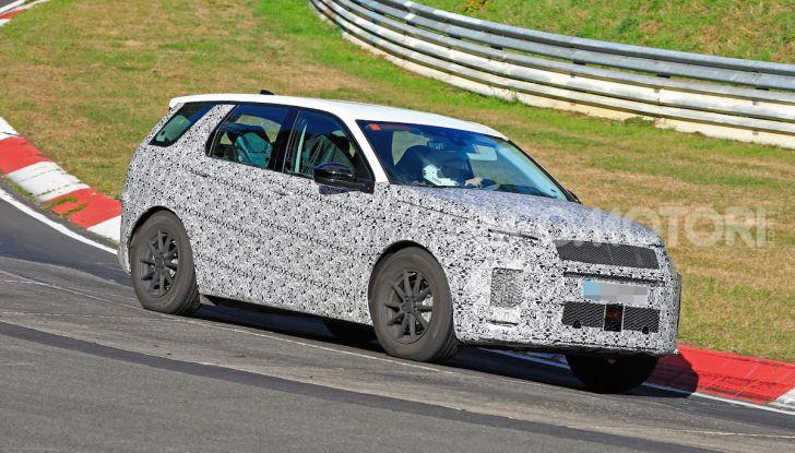 Land Rover Discovery Sport 2020: facelift ibrido ad alta tecnologia - Foto 14 di 29