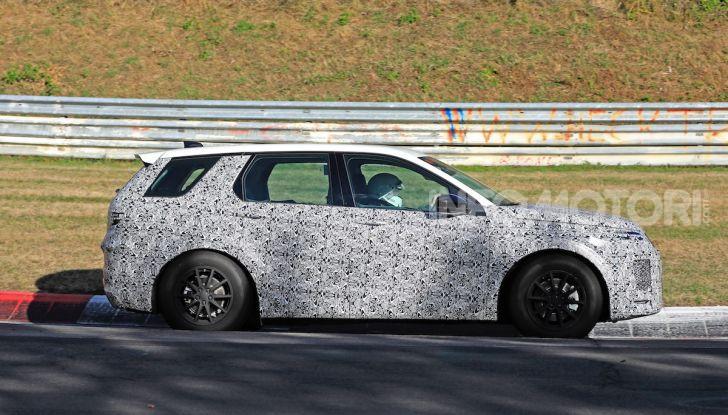 Land Rover Discovery Sport 2020: facelift ibrido ad alta tecnologia - Foto 29 di 29