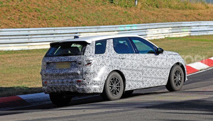 Land Rover Discovery Sport 2020: facelift ibrido ad alta tecnologia - Foto 16 di 29