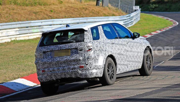 Land Rover Discovery Sport 2020: facelift ibrido ad alta tecnologia - Foto 18 di 29