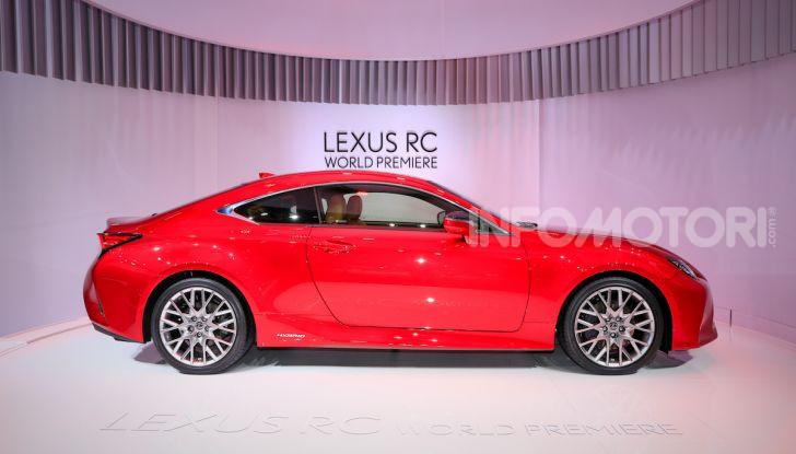 Lexus RC 2019, la Coupé di lusso ad alte prestazioni - Foto 2 di 26