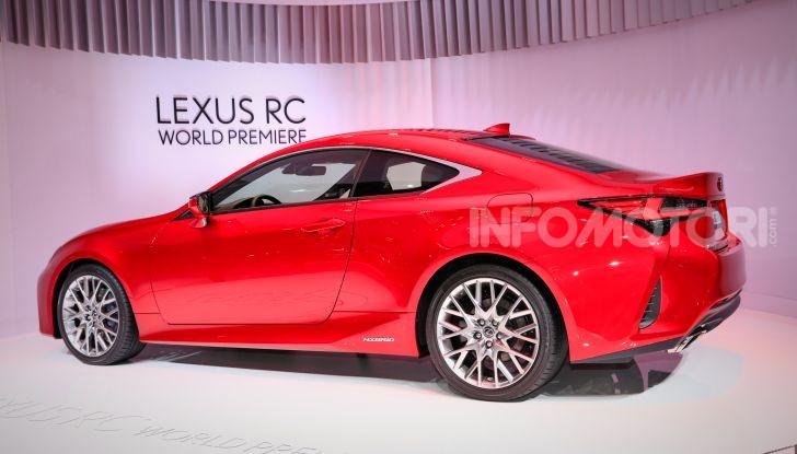 Lexus RC 2019, la Coupé di lusso ad alte prestazioni - Foto 3 di 26