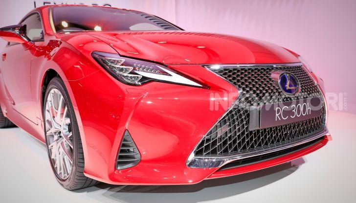 Lexus RC 2019, la Coupé di lusso ad alte prestazioni - Foto 19 di 26
