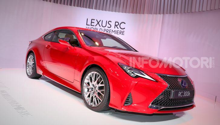 Lexus RC 2019, la Coupé di lusso ad alte prestazioni - Foto 4 di 26