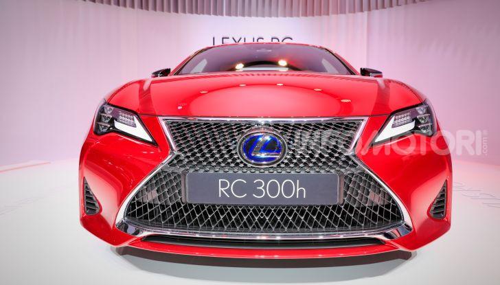 Lexus RC 2019, la Coupé di lusso ad alte prestazioni - Foto 20 di 26