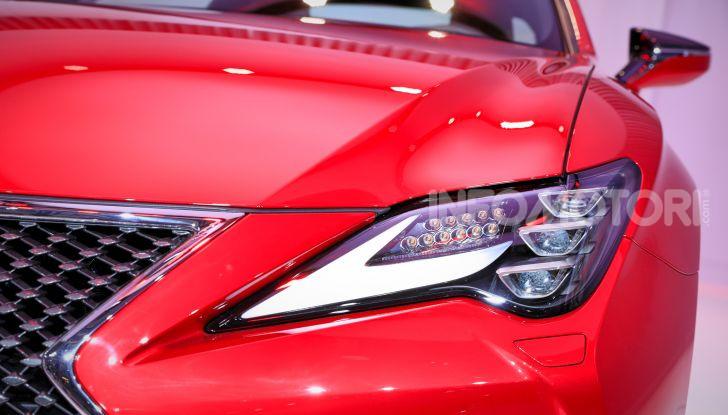 Lexus RC 2019, la Coupé di lusso ad alte prestazioni - Foto 21 di 26
