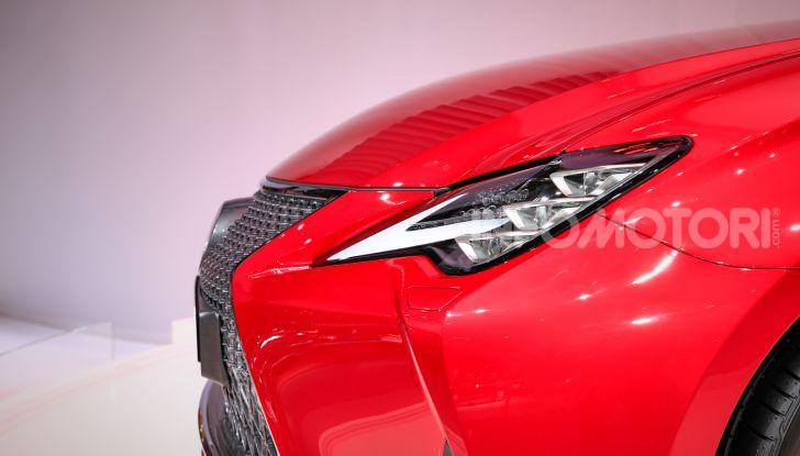 Lexus RC 2019, la Coupé di lusso ad alte prestazioni - Foto 22 di 26