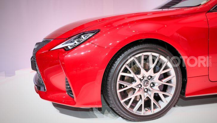 Lexus RC 2019, la Coupé di lusso ad alte prestazioni - Foto 23 di 26