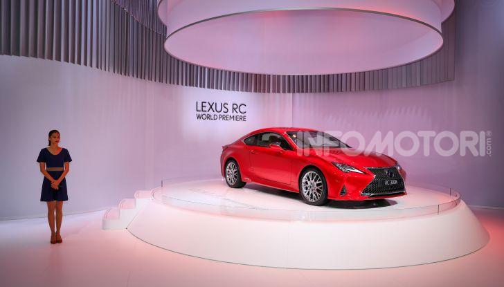 Lexus RC 2019, la Coupé di lusso ad alte prestazioni - Foto 25 di 26