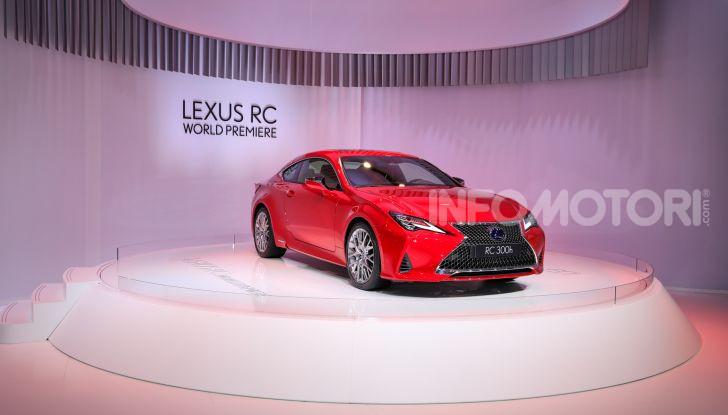 Lexus RC 2019, la Coupé di lusso ad alte prestazioni - Foto 26 di 26